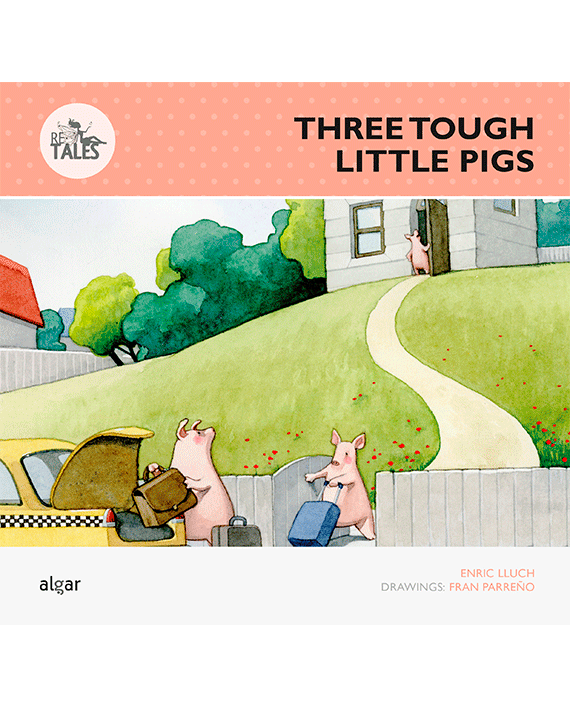 Three Tough Pigs